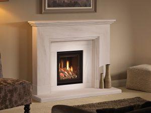 Capital Design Line 400 Gas Fire
