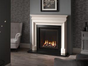 Capital Fireplaces Mulholland The FireBox Kent