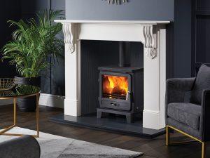 Capital Fireplaces The FireBox Kent
