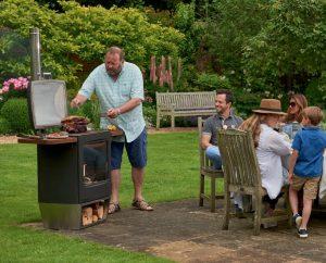 Chesneys Garden Party Barbeque The FireBox Deal Kent