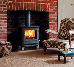 Chesneys Salisbury 8 Stove The FireBox Kent