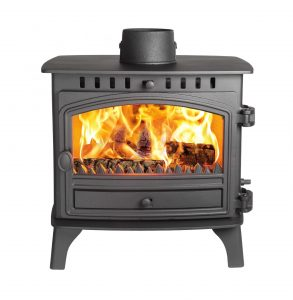 Hunter Herald 8 Double Sideded Stove The FireBox Deal Kent