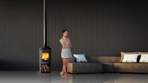 Di Luso Euro R4 Stove The FireBox Deal Kent