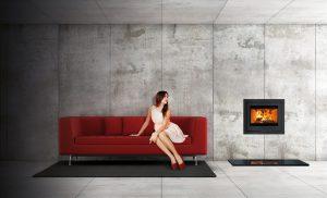 Di Luso R6 Stove The FireBox Kent