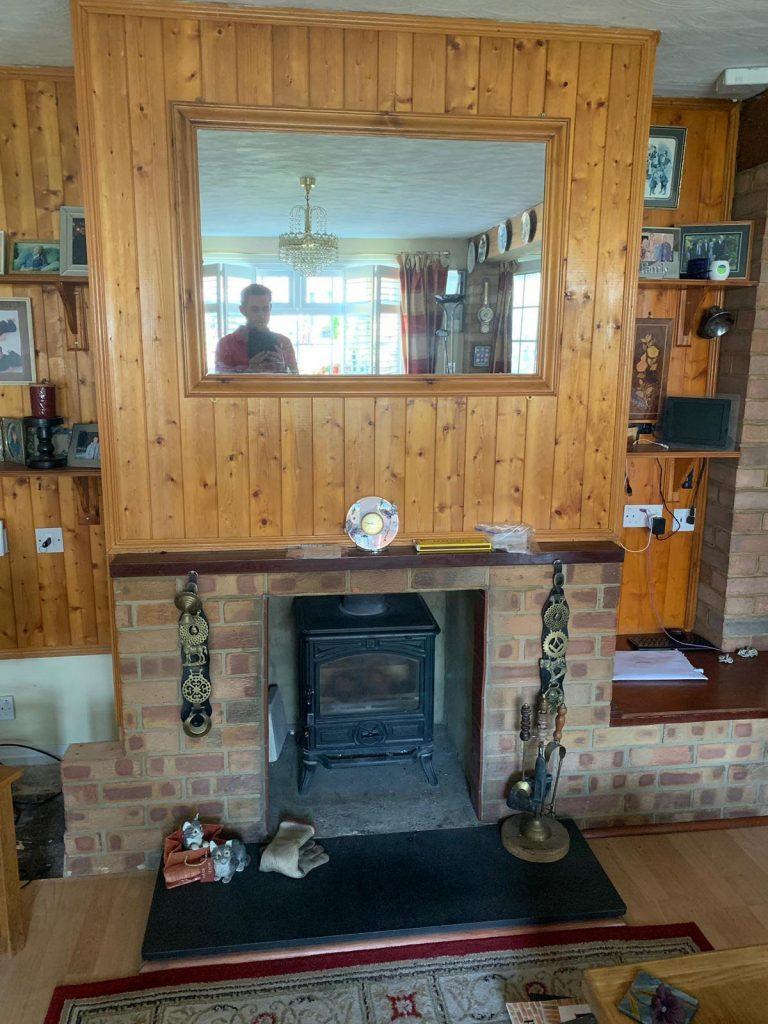 Firebox kent installation