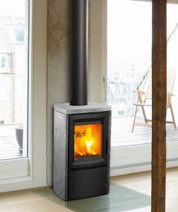 Varde Aura 3 Soapstone Stove The FireBox Kent